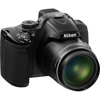 If you don't want to haul a lot of camera equipment, the Nikon COOLPIX P520 Digital Camera could be your best friend on safari.