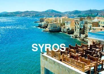 Sailing in Syros Island, Cyclades, Aegean Sea, Greece