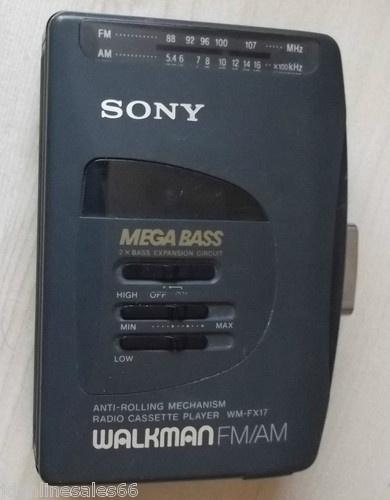 Noi che. .... anche se non era della Sony lo chiamavamo comunque Walkman