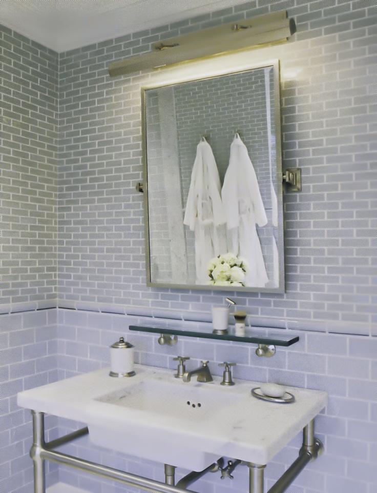 Yale Bathroom Lighting 126 best bath images on pinterest | bathroom ideas, beautiful