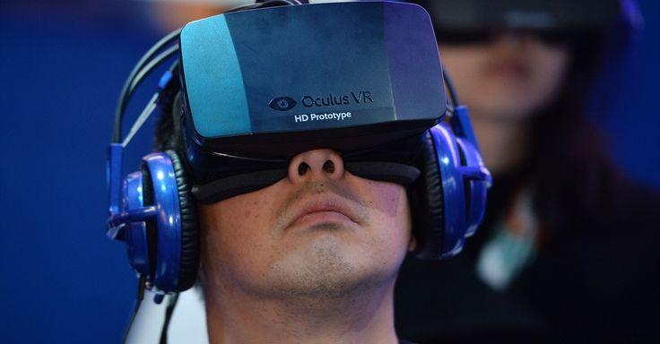 Facebook Acquires Oculus VR for $2 Billion