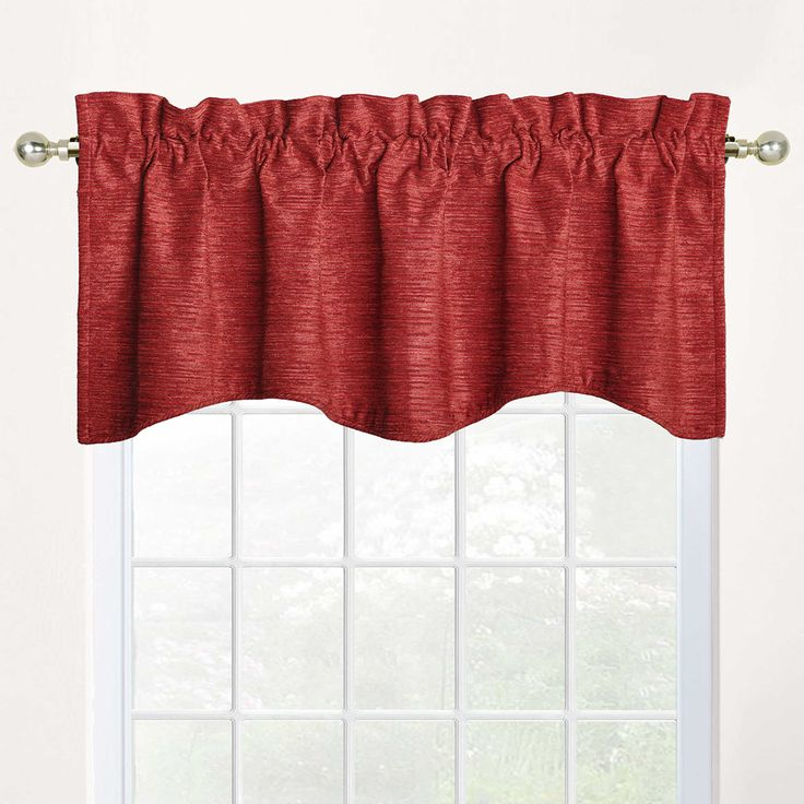 Shala M-Shaped Window Valance