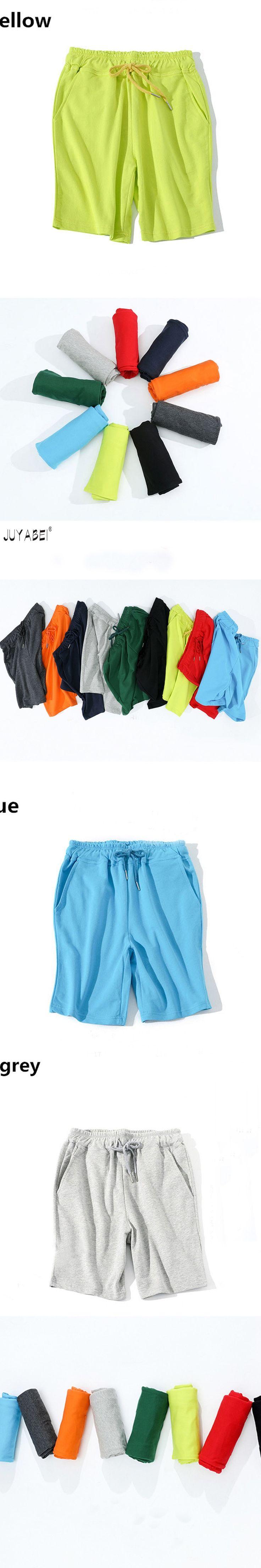2017 Brand Men Shorts Loose Short Trousers Casual Calf-Length Jogger Mens Shorts Sweatpants Fitness Man Workout Cotton Shorts