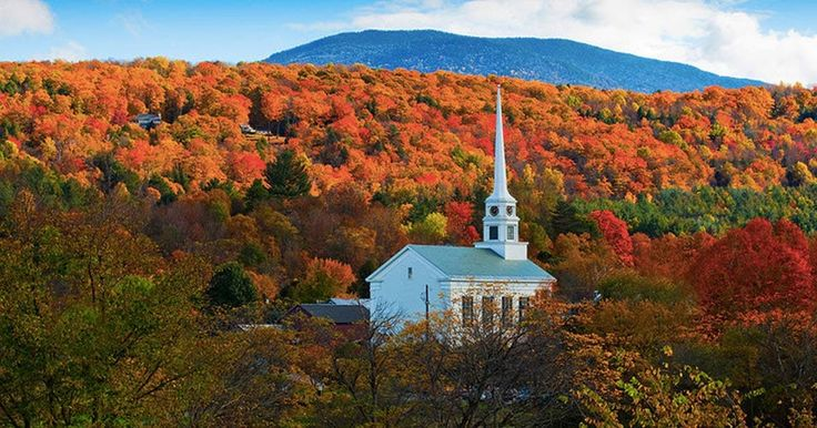 The 12 Cutest Small Towns In America via @PureWow