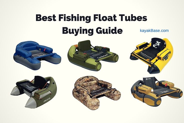 Looking for the best fishing float tube? We have a detailed buying guide of best Fishing Float Tubes Reviews. Grab the best float tube and start fishing.