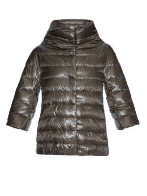 Lightweight quilted-down jacket | Herno | MATCHESFASHION.COM US