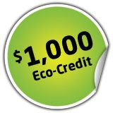 ECO-CREDIT  On now at Kia when you purchase or lease the 2014 Optima Hybrid, you will receive a $1,000 ECO-Credit. Save money and do what's right for the environment, hurry in! Offer ends June 2, 2014.