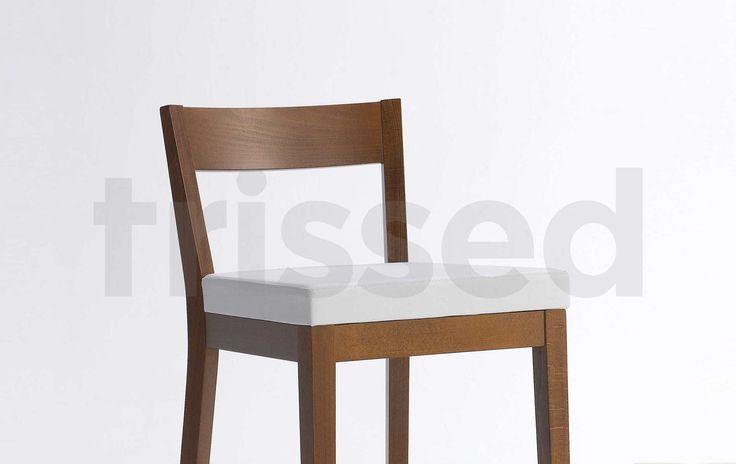 stool Cliff - elegant stool and design stool