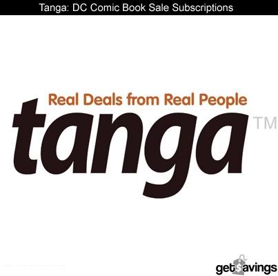 Tanga: DC Comic Book Subscription Sale    GET IT: http://gtsvngs.co/OYu4EX