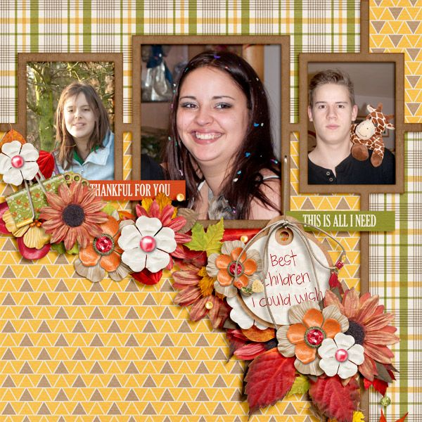 GS November DailyDownload 30 Days of Thankful by BlueHeartScraps & KathrynEstry http://gingerscraps.net/gsblog/ Wired Template by LissyKayDesign http://bit.ly/LKD-GS-Wired Photos by kpmelly