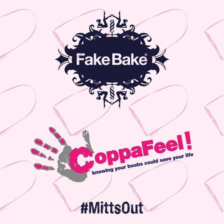Fake Bake are so proud to partner CoppaFeel! for a whole year - check our Blog to learn how to be breast aware, and find out all about the amazing work done by the CoppaFeel! team. Time to get your MIttsOut!