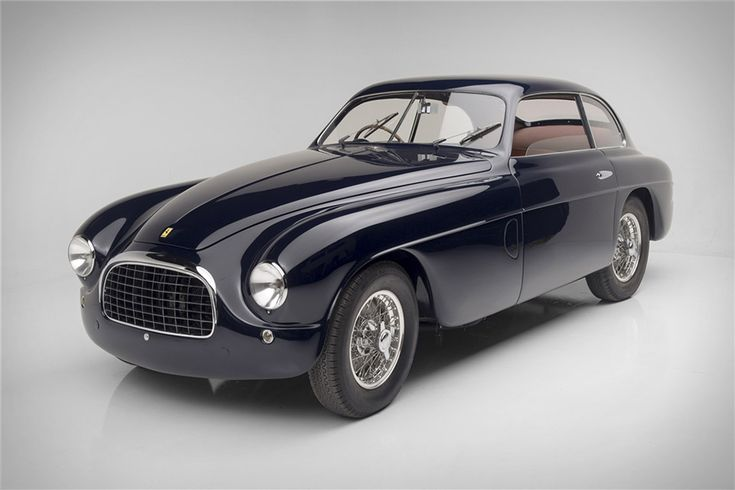 Built to be as elegant on the street as it was clever on the track, this 1950 Ferrari 195 S Inter Superleggera is one of the best examples of the model available. VIN #0081S, it was the first chassis in...