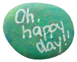 your daily rock : oh, happy day!