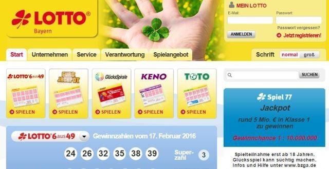 Lotto De Bayern