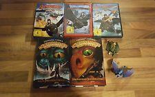 Drachenzähmen leicht gemacht, Bücher, DVD und Figuren