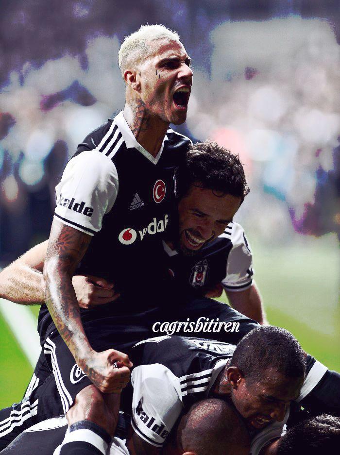 Bizim takım Beşiktaş Ricardo Quaresma Gökhan Gönül Anderson Talisca