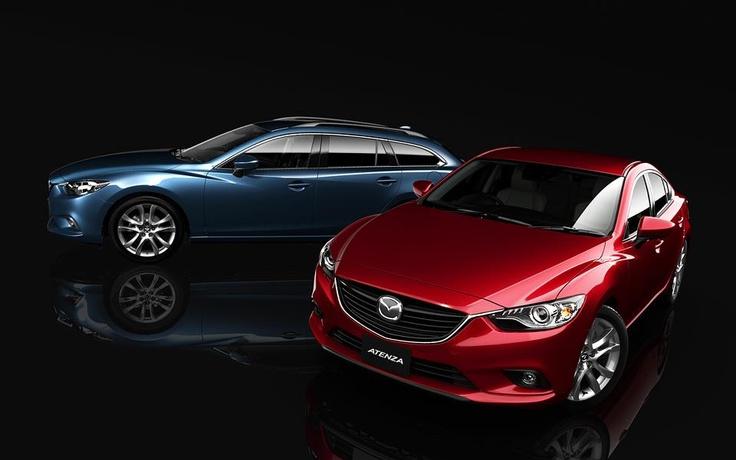 マツダ アテンザ / Mazda Atenza