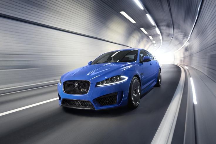 New Jaguar at Goodwood