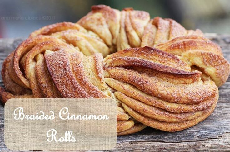 This gorgeous piece of baking magic is a Braided Cinnamon Roll, otherwise known as an Estonian Kringel. While this may look intimidating, Just Love Cookin, has broken down this recipe into e…