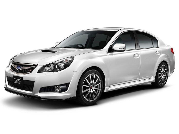SUBARU Legacy Sedan B4 (2009 - 2014)