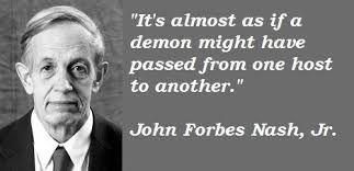 ~*~ John Forbs Nash, Jr. ~*~