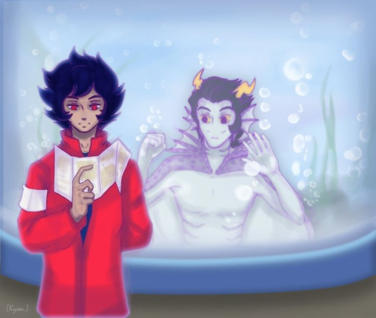 Aquariumstuck.: Hey, Chief by Darkeur