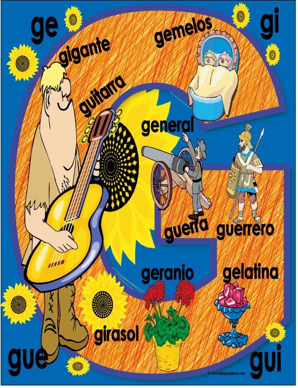 ABC ENGLISH/SPANISH PINTEREST PAGE