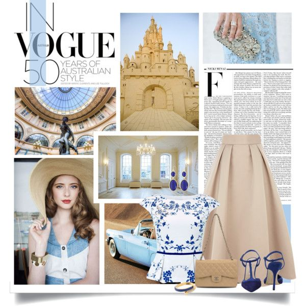 """The awareness of our own strength makes us modest"" by kikusek on Polyvore"