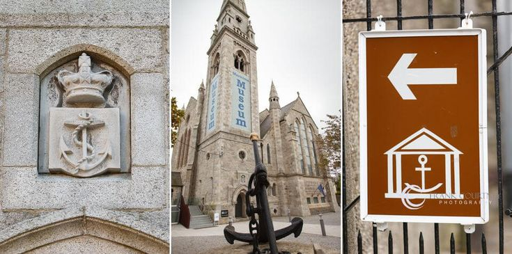 The National Maritime Museum in Dún Laoghaire - former Mariners Church