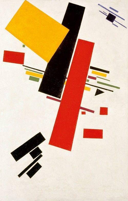 K. Malevitch, 1916                                                                                                                                                                                 Plus
