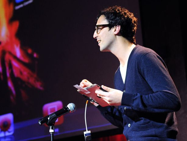 IPad storytelling.   Joe Sabia: The technology of storytelling | Talk Video | TED
