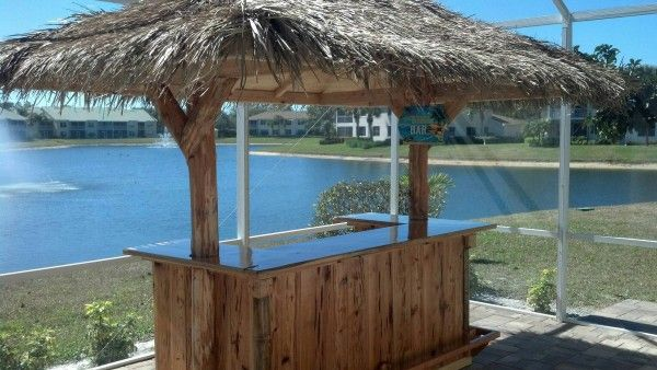 Tiki Bars For Sale - http://www.monstertikihuts.com/tiki-bars-for-sale/