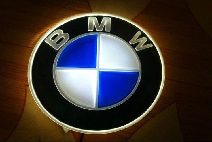 Perfect bright 4D Car Brands Led Logo/car brand logo light/car led badge logo  #FP