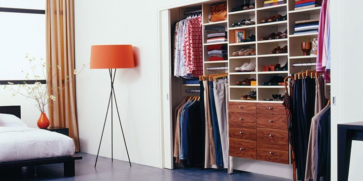 Reach-in Closet Systems | California Closets