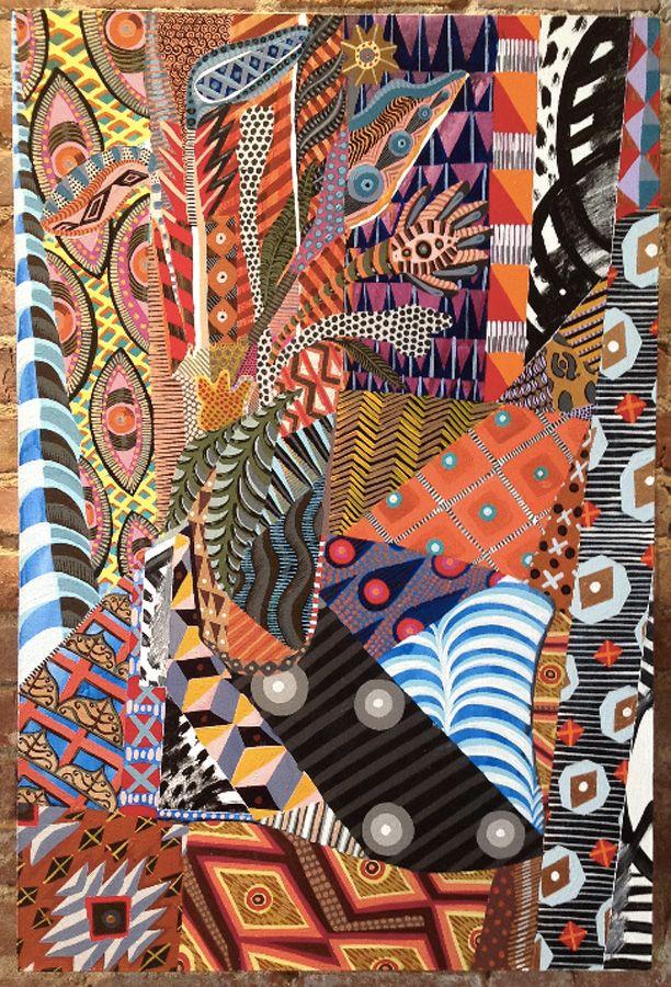Zio Ziegler   Primitive Patterns
