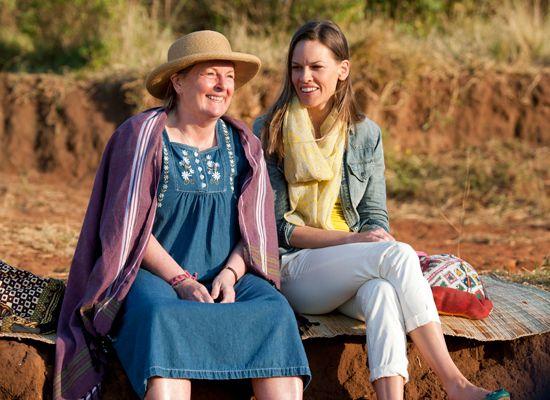 Mary and Martha - Brenda Blethyn and Hilary Swank
