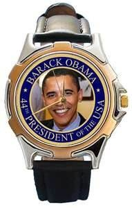 Barack Obama Watch
