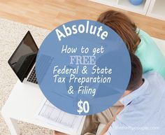How To Get Free Federal Tax Preparation and Filing for 2015