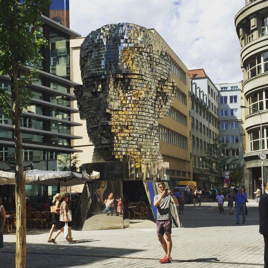 #statue  #Prague