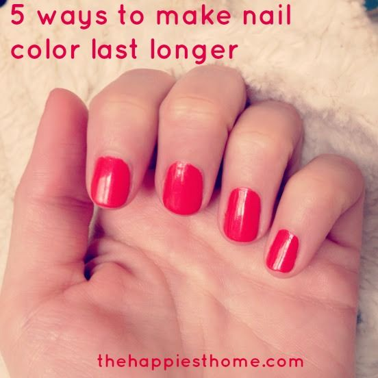 how to make your semi colour last longer