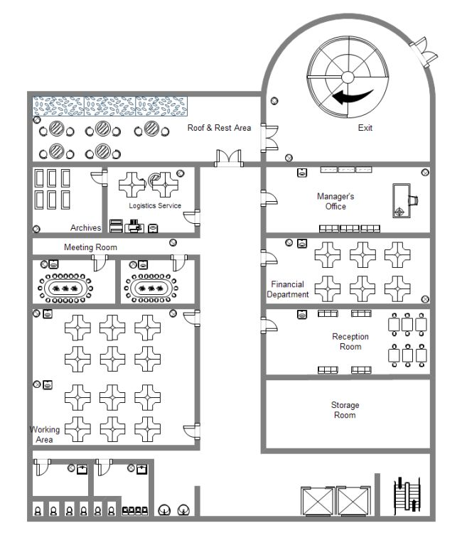 Best Floor Plan Images On   Floor Plans Role Models