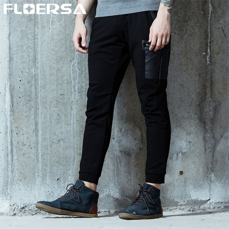 Find More Sweatpants Information about FLOERSA Trousers Men Casual Pants Zip Pocket Jogger Pants Sweatpants Men Brand Clothing Sweat Pants Male Pantalon Hombre#3006 50,High Quality brand joggers,China jogger brand Suppliers, Cheap jogger pants from FLOERSA Official Store on Aliexpress.com
