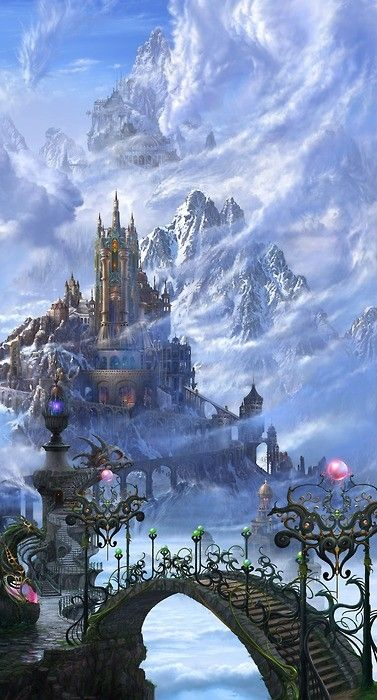 Like the idea and its pretty but not so smitten by 'fairy tale castle ~umla' perhaps its time to make faeries more adult.