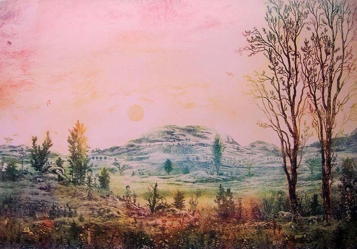Arnold Gross- Plateau