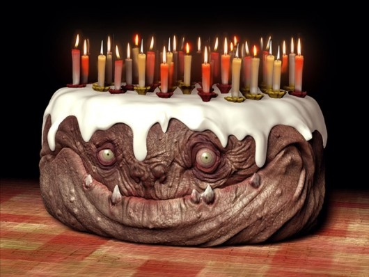 Bad Birthday Cakes Funny Pictures