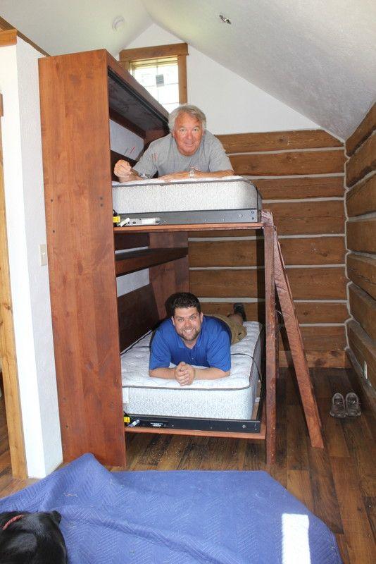 Montana Murphy Bed Photo Gallery