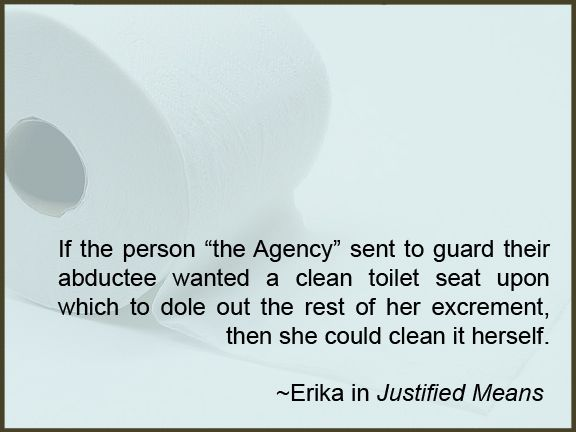The Agency Files: Justified Means (Book One)  Coming January 2013