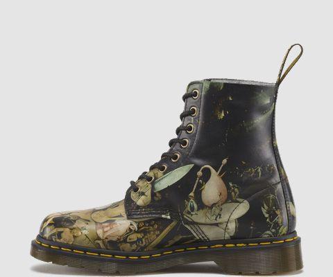 Dr. Martens heren laarzen, maar wel leuk :-)