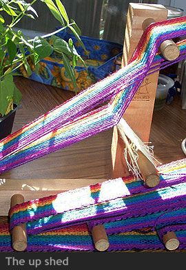 Gorgeous Inkle loom projects.  Good site for beginners...like me!
