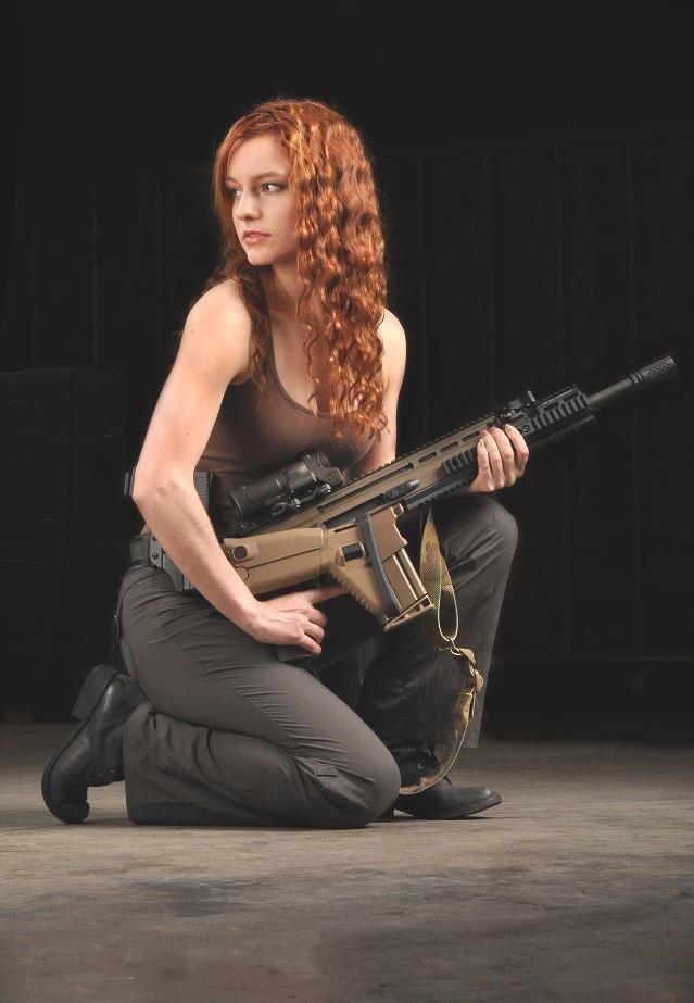 women females weapons - photo #18
